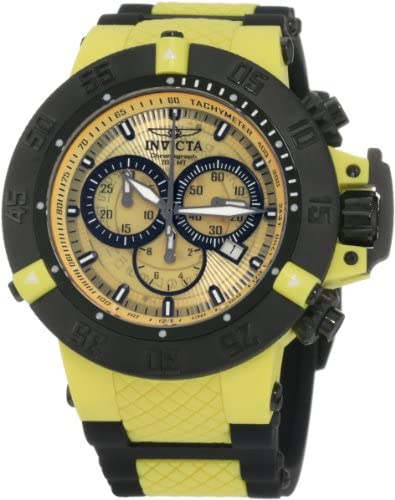 Invicta Men s 0934 Anatomic Subaqua Collection Chronograph Watch