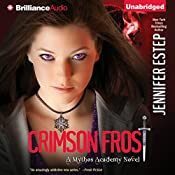 Crimson Frost: Mythos Academy, Book 4 | Jennifer Estep