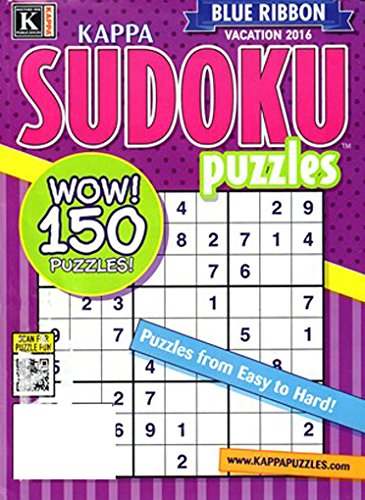Best Price for Blue Ribbon Sudoku Collection Magazine Subscription