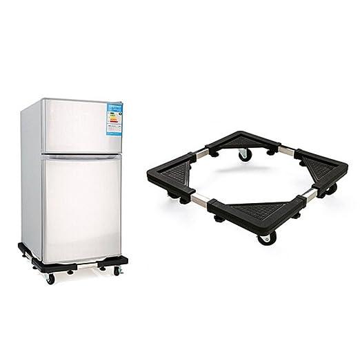 Refrigerador Base De La Lavadora Heavy Load 200 Kg Ajustable ...