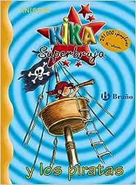 Kika Superbruja y los piratas Castellano - A Partir De 8
