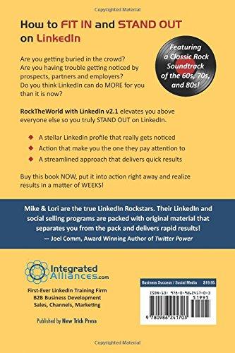 Rock The World with LinkedIn v2 1: A Multi-Platinum Profile PLUS a