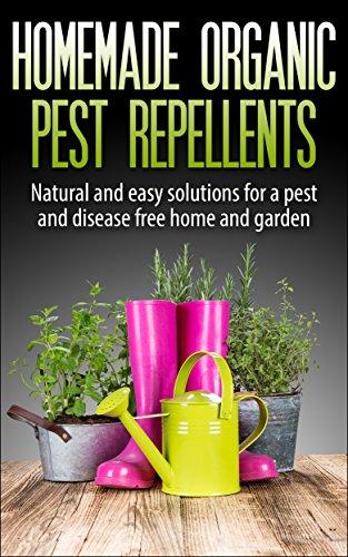 Organic Pest Control : Homemade Organic Pest Repellents, Natural