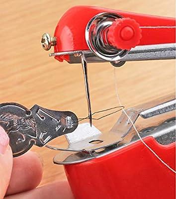 Yuaer 1 máquina de coser portátil, herramienta de costura de ...