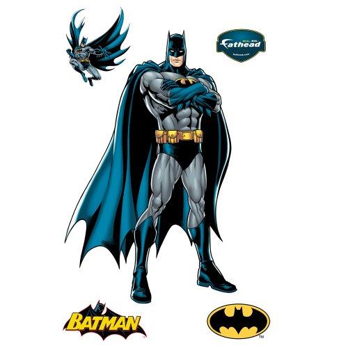 Fathead DC Comics  Batman: Justice League Wall Graphic