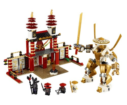 LEGO Ninjago Temple of Light 70505 (Discontinued by manufacturer)