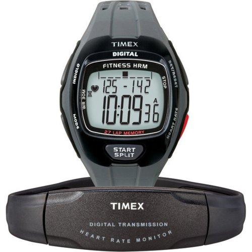 Timex Unisexe T5J031 numérique Fitness moniteur de fréquence cardiaque montre
