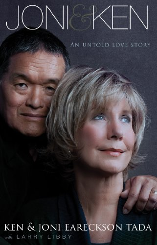 Joni and   Ken: An Untold Love Story cover