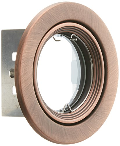 WAC Lighting HR-836-CB Recessed Low Voltage Trim Metal Trim (Low Voltage Mini Trim)