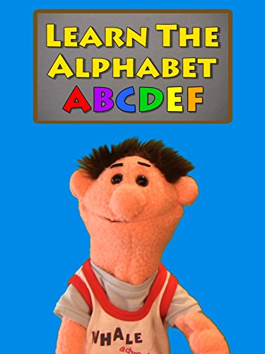 Learn The Alphabet on Amazon Prime Video UK