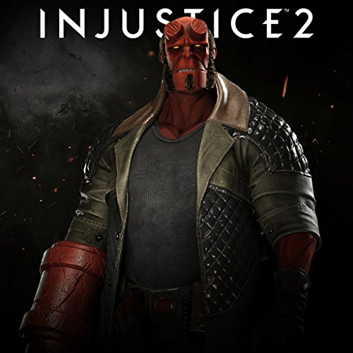 Injustice 2: Hellboy - PS4 [Digital Code]