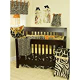 Cotton Tale Designs Sumba 7 Piece Crib Bedding Set