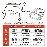ThinkPet Outdoor Dog Backpack Reflective Saddle Bag - Dog Pack Double Bag for Hound Travel Rucksack for Medium Large Dogs 11