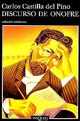Discurso De Onofre (Andanzas) (Spanish Edition)