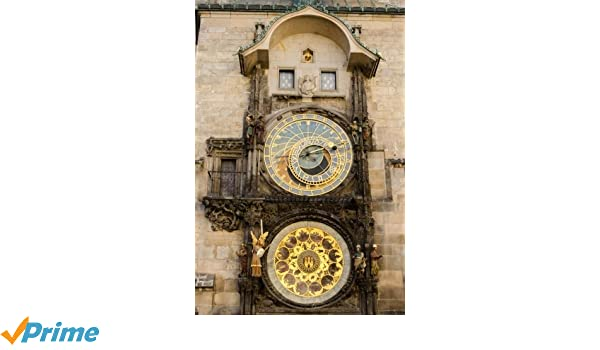 Astronomical Clock in Prague, Czech Republic Journal: A Blank Lined Journal For Writing and Note Taking: Pen2 Paper: 9781543113556: Amazon.com: Books