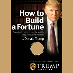 How to Build a Fortune Audiobook