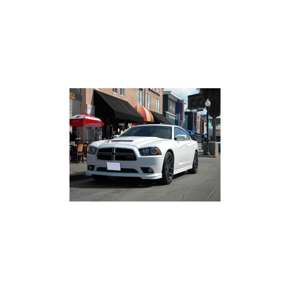 2011 2013 Dodge Charger RK Sport Ram Air Hood