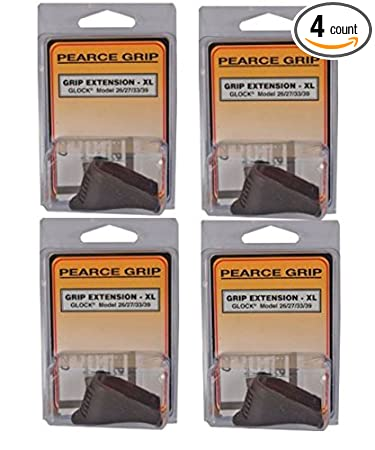 Pearce Grip Extension Glock
