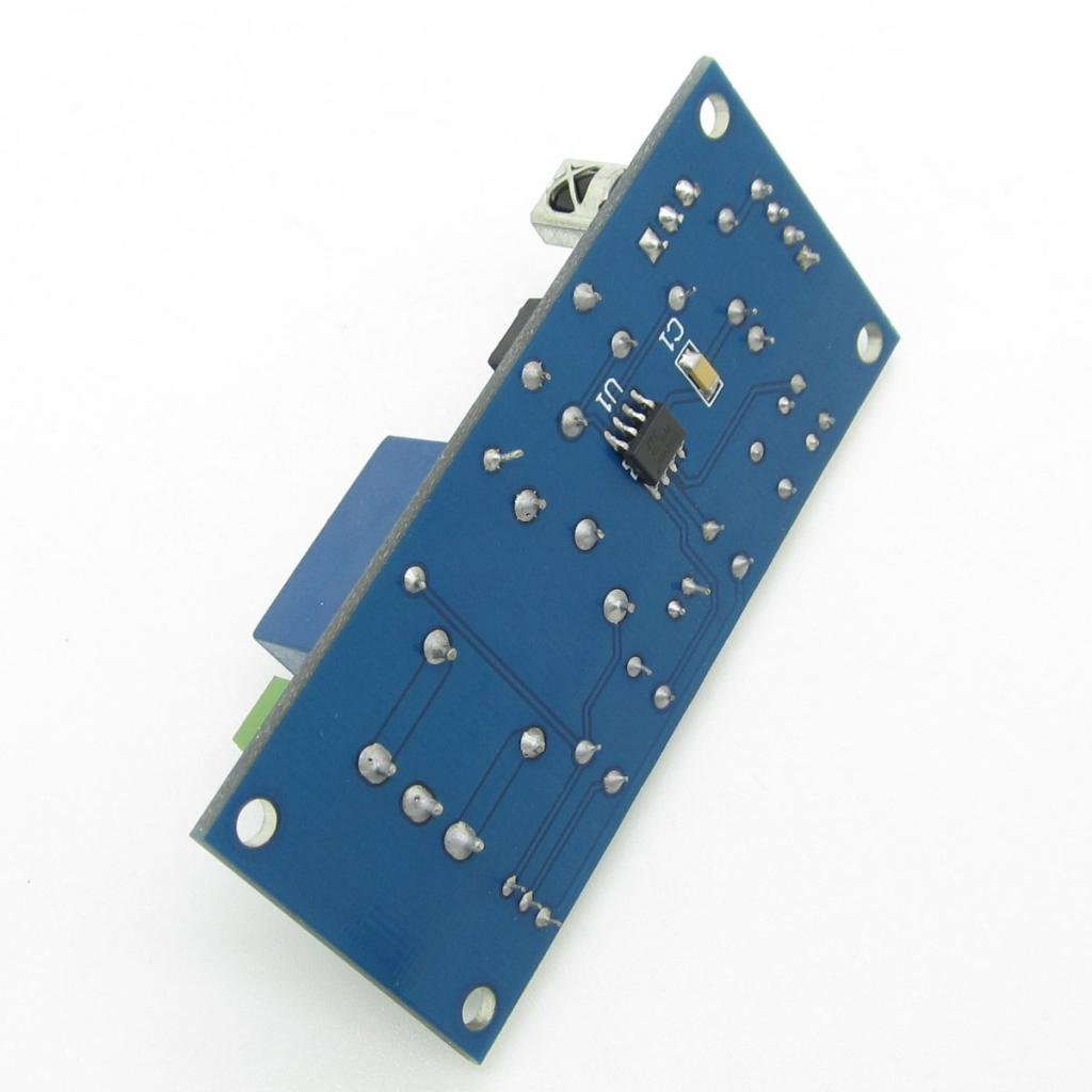 1 Channel Infrared Remote Control Relay Module Ir Switch 5v Amazon Simple Circuit My Circuits 9 Industrial Scientific