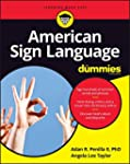 American Sign Language For Dummies, +...