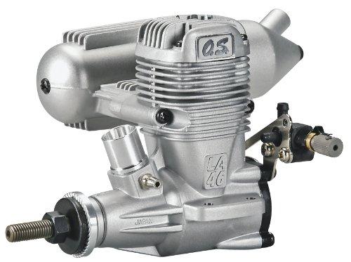 Image of O.S. Engines .46LA-S C/L Non-Ring E3030 Muffler
