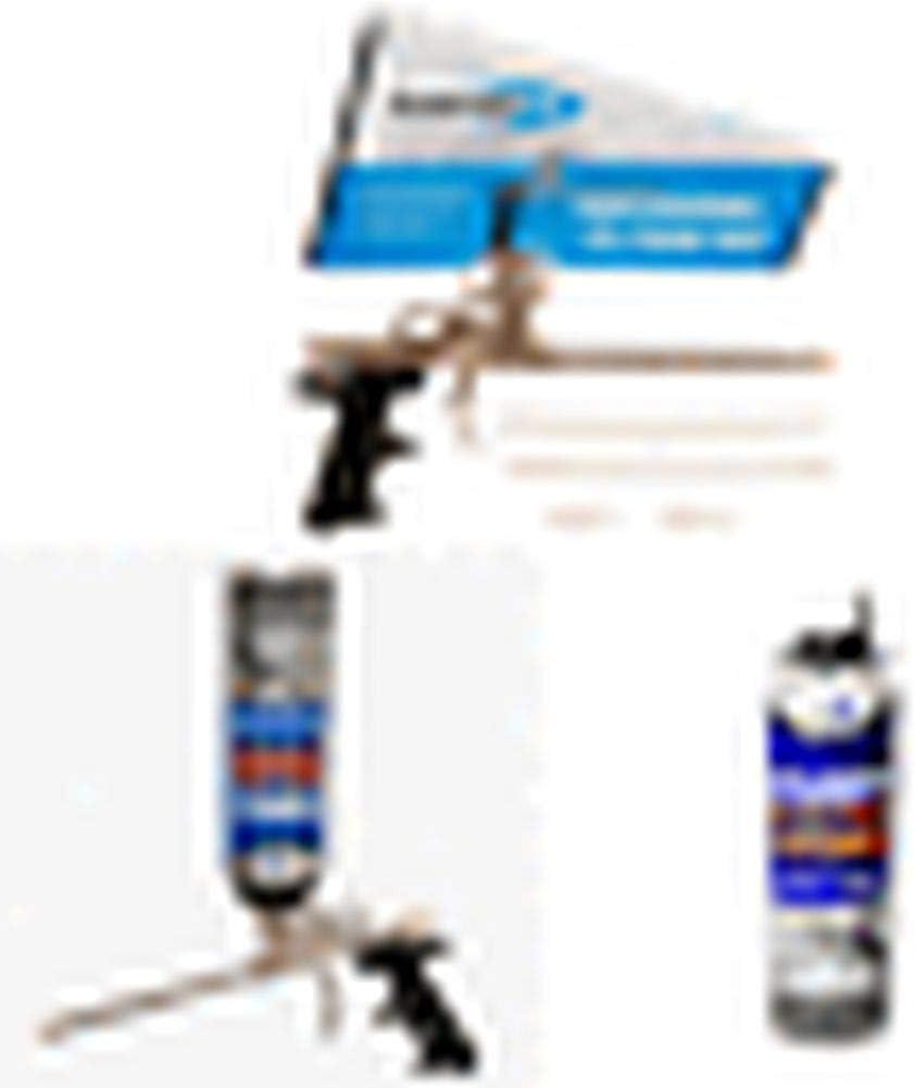 Pistola de espuma expandible profesional de poliuretano con ...