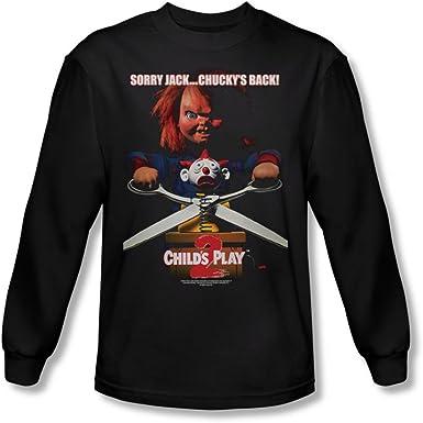 Childs Play Childs Play 2 – para Hombre Chuckys Espalda ...