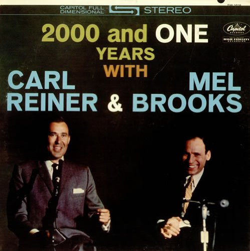 Price comparison product image 2000 And One Years With Carl Reiner & Mel Brooks