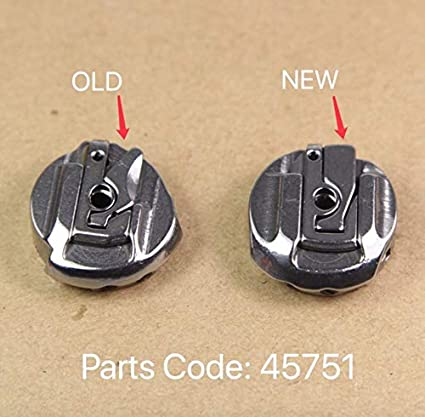 Singer BC-HR221 - Estuche para máquina de coser Singer HR221 Series 45751 / Refrey 427 y Bernina 217 317 517 540: Amazon.es: Juguetes y juegos