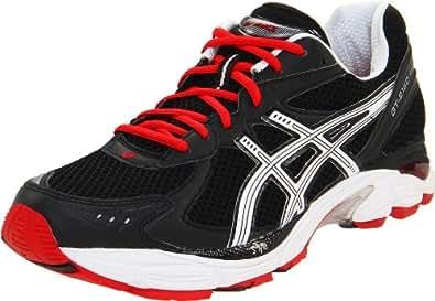 ASICS Men's Gt-2160 Running Shoe,Black/White/Red,11.5 M US