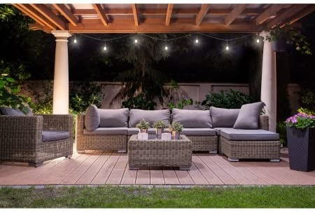 Better Homes & Gardens Mejor casas y jardines LED Cafe luces de ...