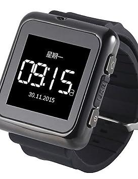 zakis nuevo diseño handyuhr Stylish 2015 Smart Watch Phone: Amazon ...