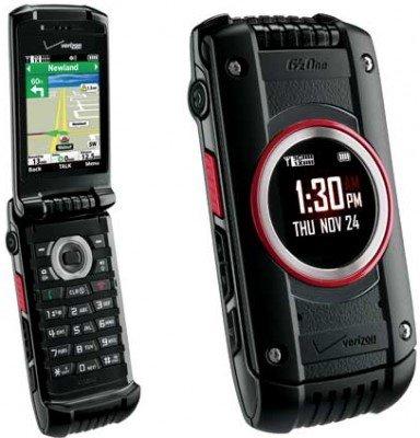 Casio G'zOne C781 Ravine 2 Verizon Cell Phone / Rugged Flip Phone...