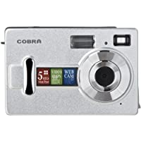COBRA DIGITAL DC5200 5.0 Megapixel 2-in-1 Digital Camera