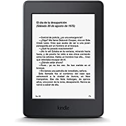 Kindle Paperwhite Color Negro, Wi-Fi
