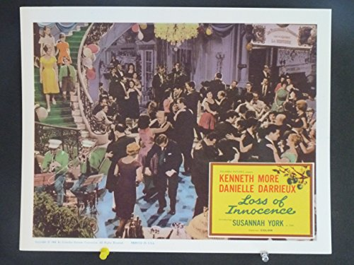 LOSS OF INNOCENCE Lobby Card/ #6 1961 / Kenneth More, Danielle Darrieux, Susannah York / THIS IS NOT A DVD by...