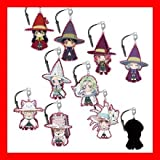 Witch Craft Works Trading Metal Charm Strap all 10 species set