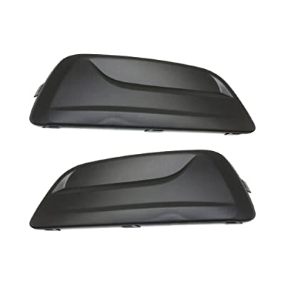 Fog Lamp Cover for Chevy Malibu 13-15/Malibu Limited 16-16 Right and Left Side: Automotive