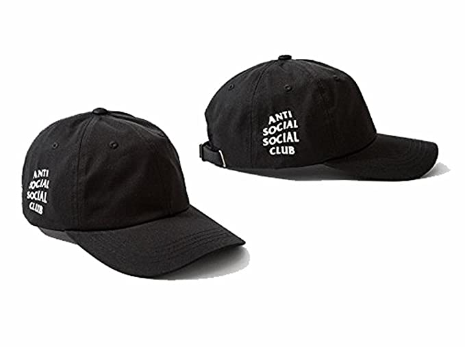 1ba998d65e954 Anti Social Social Club hat Kanye West ASSC Trendy Cap  Amazon.ca ...