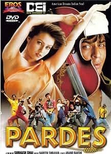 Pardes 1997 Shah Rukh Khan Hindi Film / Bollywood Movie
