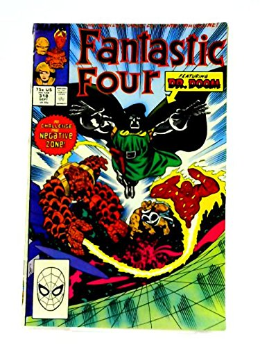 Fantastic Four Annual #21 : Crystal Blue Persuasion (Marvel Comic Book 1988)