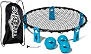 Franklin Sports Spyderball Game Set - Includes 3 Balls, Carrying Case and Rules - Played Outdoors, Indoors, Ya