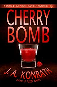 Cherry Bomb by J.A. Konrath ebook deal