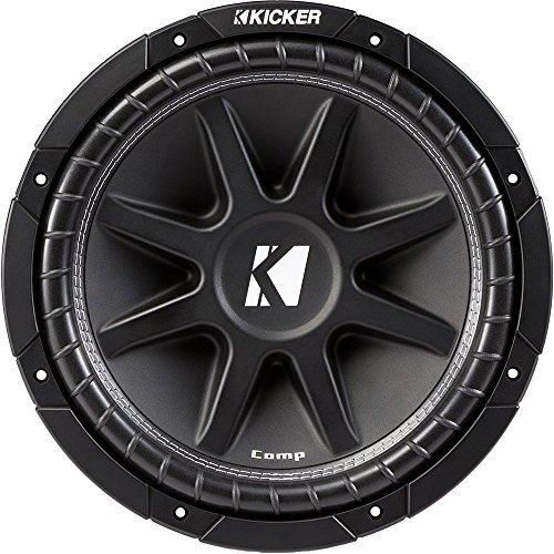Kicker 43C124 12 300W 4-Ohm COMP Series Car Audio Sub Subwoofer C12 [並行輸入品] B078QHHYFS