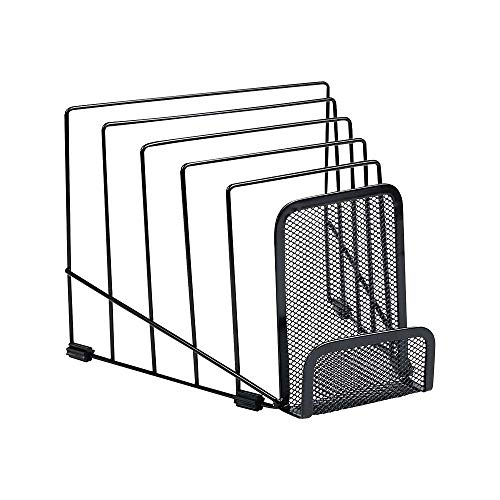 (Staples 827865 Black Wire Mesh Step Sorter)