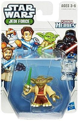 Playskool Heroes, Star Wars Jedi Force Figure, Yoda