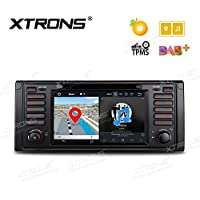 XTRONS 7 Android 8.0 Octa Core 4G RAM 32G ROM HD Digital Multi-touch Screen OBD2 DVR Car Stereo DVD Player Tire Pressure Monitoring for BMW E39 M5 5 Series/7 Series