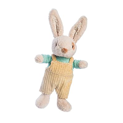 Ragtales Baby Alfie Soft Toy Rattle: Toys & Games