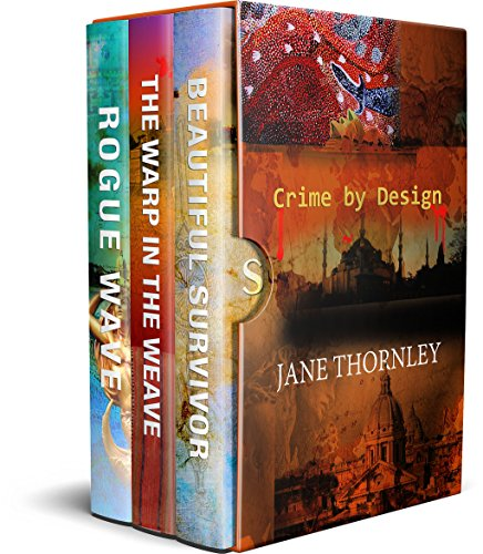 Crime By Design Series Books 1-3: Boxed Set by [Thornley, Jane]