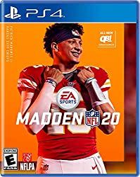 Feel like an NFL Superstar in Madden NFL 20. Be the Face of an NFL franchise where the decisions you make matter in your journey to become an NFL Superstar in 'FACE OF THE FRANCHISE: QB1'. Feel the emotion, personality, and power of NFL Superstars wi...